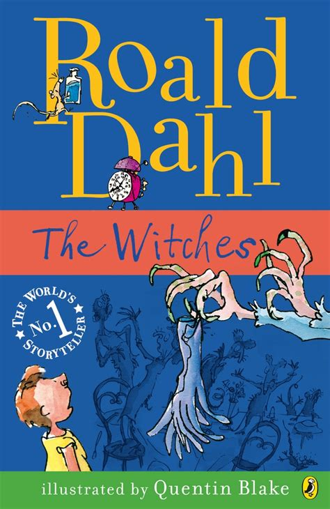 Roald Dahl The Witches Import the witches by roald dahl books