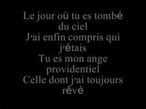 lyrics gregory gr 233 gory lemarchal mon ange lyrics letssingit lyrics
