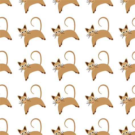 kitten pattern background cat wallpaper pattern seamless free stock photo public