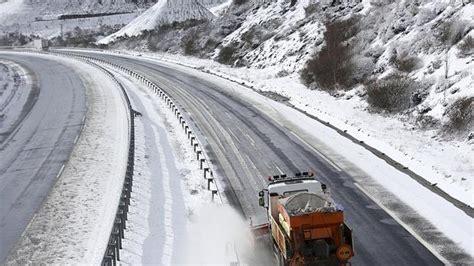 dgt carreteras cortadas carreteras y puertos de monta 241 a de 21 provincias cortadas