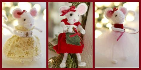 mice decorations images of mice ornaments best tree