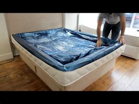 water beds and stuff high dry waterbeds how to fit a waterbed mattress