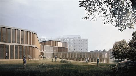 design hospital competition verstas architects win competition to expand lapland