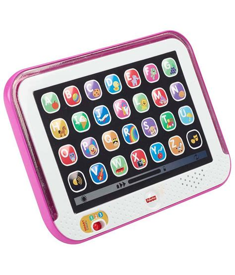 Buy Smart Home Products by Fisher Price Laugh And Learn Smart Stages Tablet Buy