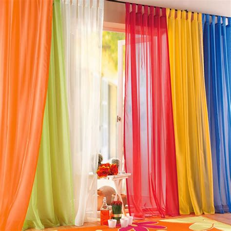 organza voile curtains high quality organza solid sheer colored organza curtains