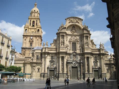 imagenes de expresiones artisticas novohispanas file kathedrale murcia spanien jpg wikimedia commons