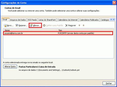 porta mail como alterar a porta smtp de 25 para 587 no microsoft