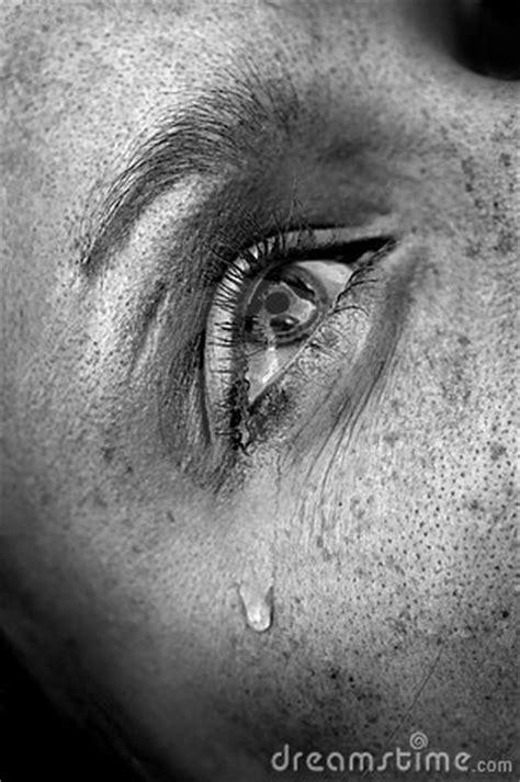 crying eye royalty  stock photography image