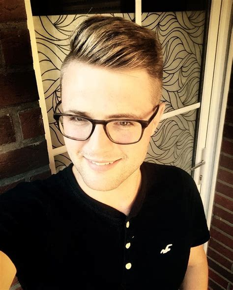 hairstyles to match glasses hairstyles for men and boys with glasses 2015 2016