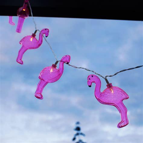 Flamingo String Lights Buy From Prezzybox Com Flamingo String Lights
