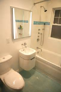 Bathroom Remodels For Small Spaces