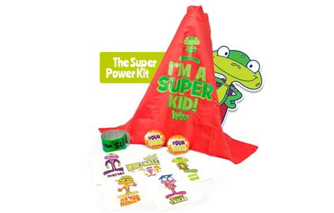 Free Baby Stuff Sweepstakes - free pers kandoo super powers kit giveaway us only