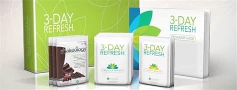 Beachbody Refresh Detox by Beachbody 3 Day Refresh Review Hilarytopper