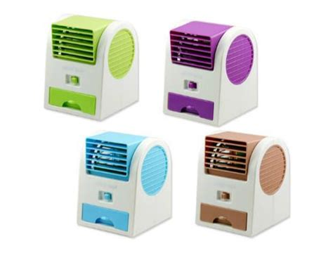 mini air conditioning fan adjustable portable desktop usb air end 9 15 2018 5 15 pm