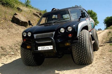 mudding cars 7 of russia s most awesome off road vehicles