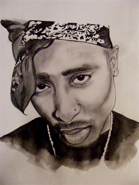 2pac Sketches by Drawing I Did Of Tupac This Drawing Is Weeemerful
