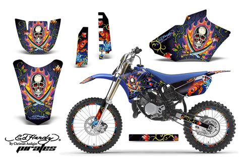 Yamaha Yz 85 Sticker Kit by Yamaha Motocross Graphic Sticker Kit Yamaha Mx Yz85