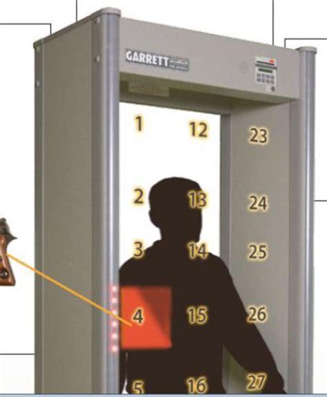 Garret Pd 6500i Metal Detektor Garret Pd 6500i Barang Lelangan Bc garrett pd 6500i touch walk through metal detector price bangladesh bdstall