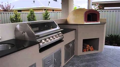 australian kitchen ideas alfresco outdoor kitchen cabinets by infresco in perth