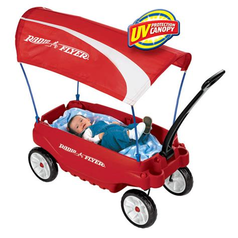 Radio Flyer The Ultimate Comfort Wagon Red Radio Flyer Ultimate Family Red Wagon Lg Seats 2 Kids