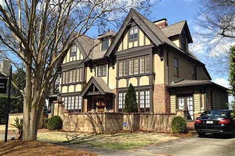 tudor revival historic home circa houses