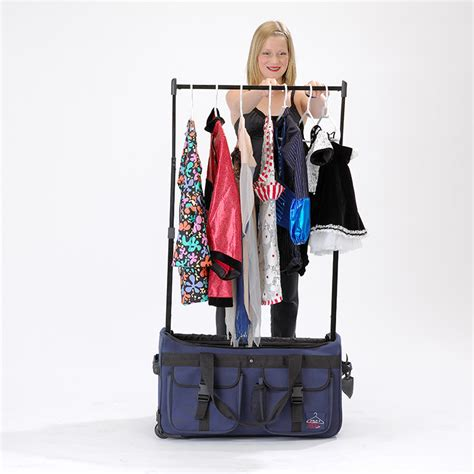 how to pack a competition bag center stage