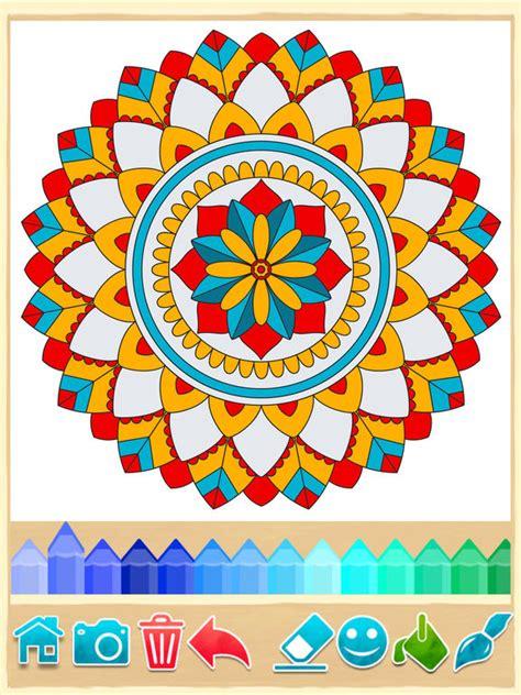 Mandala: Páginas para colorear en el App Store