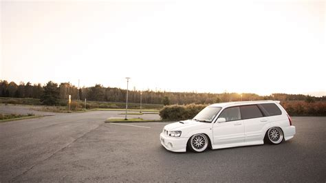 subaru forester stance nation slammed forester on bbs stancenation form gt function