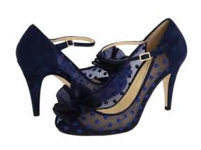 Navy blue wedding shoes low heel navy blue wedding shoes with