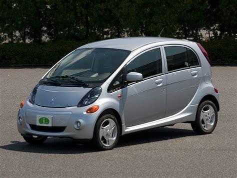 mitsubishi i miev hatchback models price specs reviews