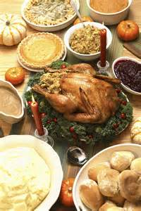 picture of a thanksgiving feast four recipes for a perfect thanksgiving feast a 1