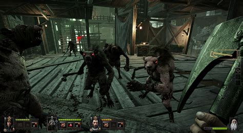 Kaset Ps 4 Warhammer The End Time Vermintide warhammer end times vermintide xbox one gameplay footage released segmentnext