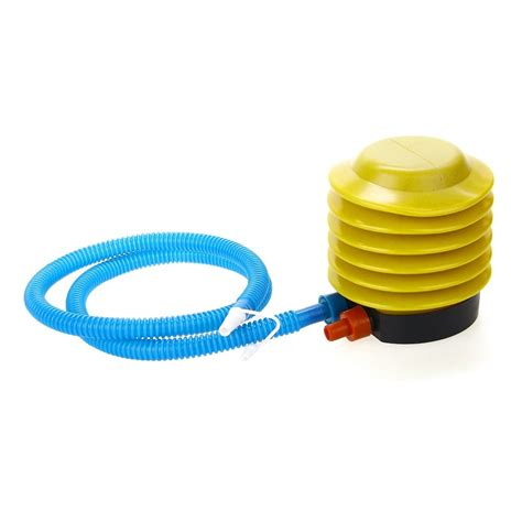 Foot Inflator foot air inflator for balloon portable