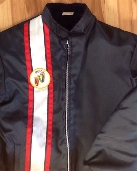 buick racing jackets
