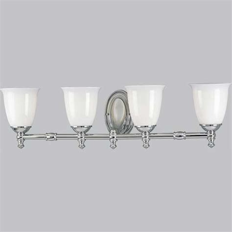 victorian bathroom lighting p3041 15 victorian polished chrome four light bath