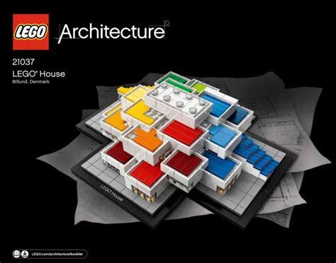 lego architecture tutorial new lego house set revealed brickset lego set guide and