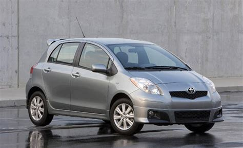 Small Cer Doors by 2011 Toyota Yaris