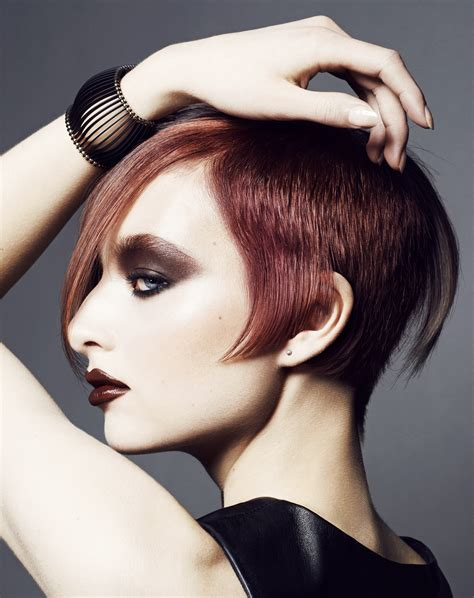 photos of very short grey hairstyles with mahogany highlights the coquettes colour 1 to download mahogany hair dressing