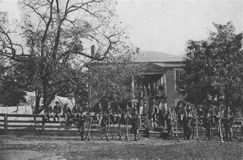 appomattox court house civil war national park civil war series the caign to appomattox