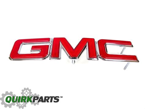 gmc front grill emblem 1988 1991 gmc front grille grill emblem replacement