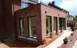 brick extension staran architects