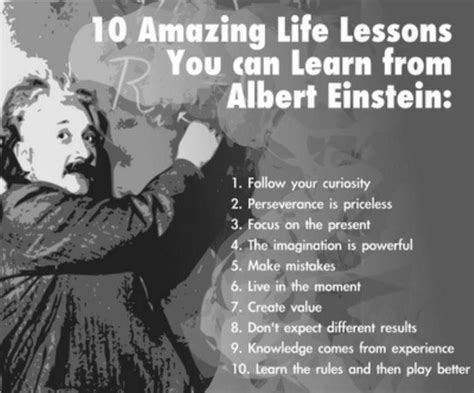 biography facts about albert einstein 10 amazing life lessons you can learn from albert einstein