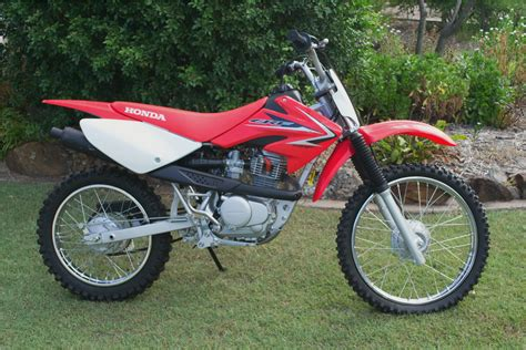honda crf honda crf 150 and crf 230 motocross bike test review