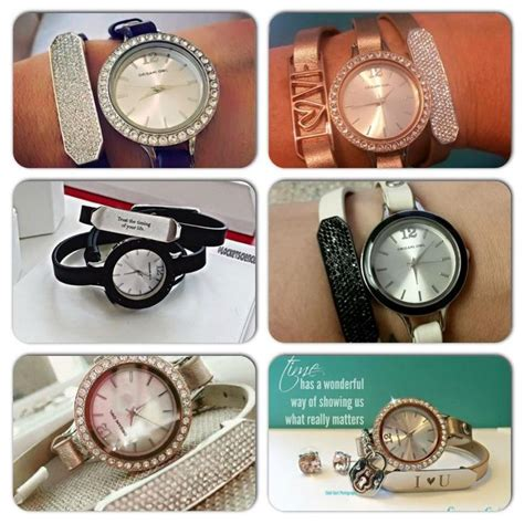 Origami Owl Watches - new amazing origami owl signature twist let me be