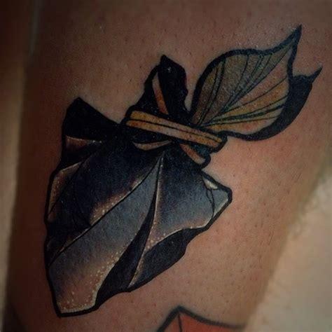 arrowhead tattoos 75 epic arrowhead for adventurous