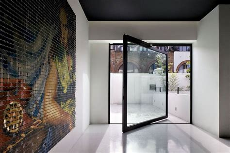 Open Glass Door Size Matters Large Pivot Doors How To Stand Out
