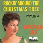 artists who sang rocking around the christmas tree brenda greatest hits the top 100 songs of all time