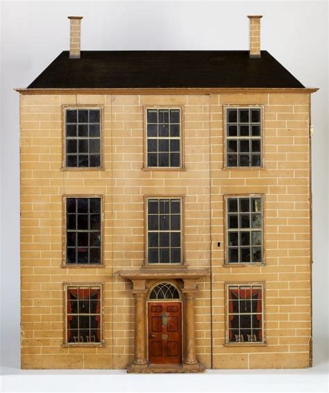 old dolls houses the pedder dollhouse preston lancashire england old