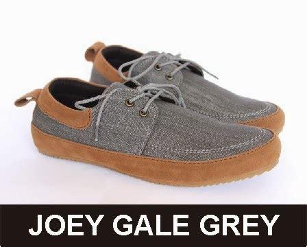 Sepatu Pria Headway Fame Grey sepatu from bandung joey the footwear