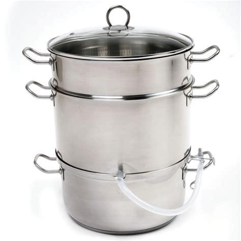 Weston Steamer Pot steamer juicer canning supplies
